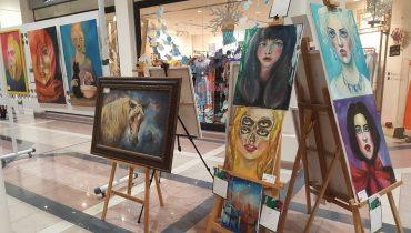 Art Festival in Al Aali Mall Bahrain 2016