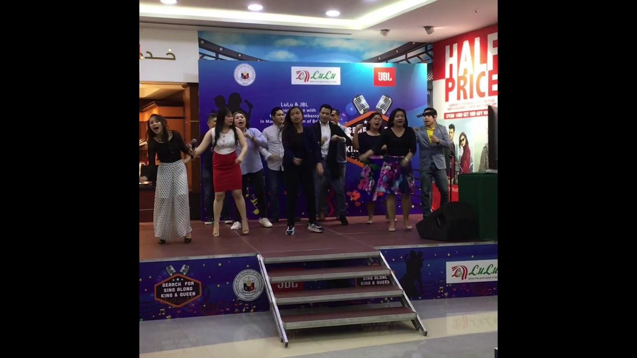 Lulu Juffair Mall Bahrain Opening Number of Contestants