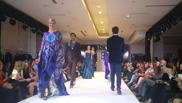 Saks Fifth Avenue (Bahrain) FW14 Fashion Show