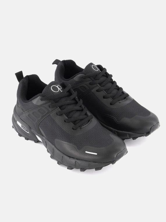 Mens Culper Lace Up Shoes Black