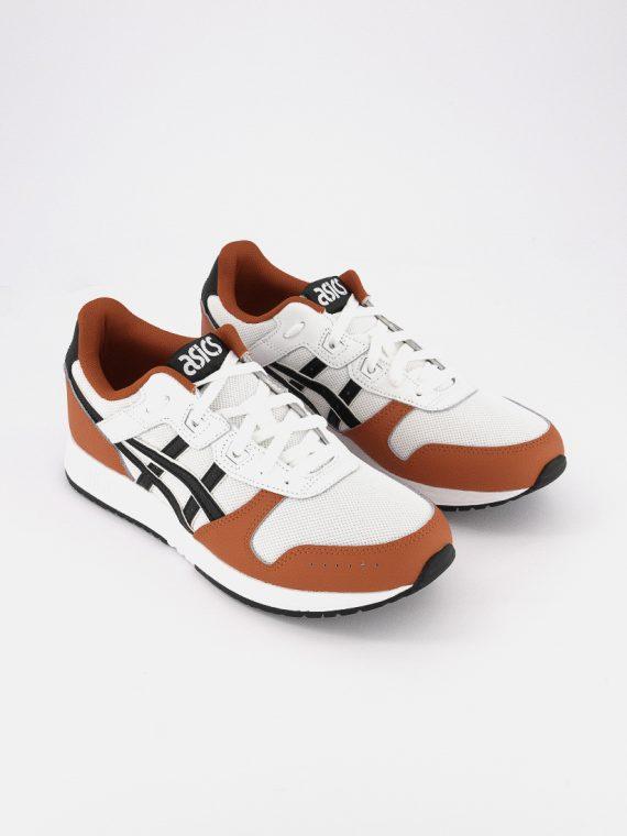 Mens Lyte Classic Running Shoes White/Black