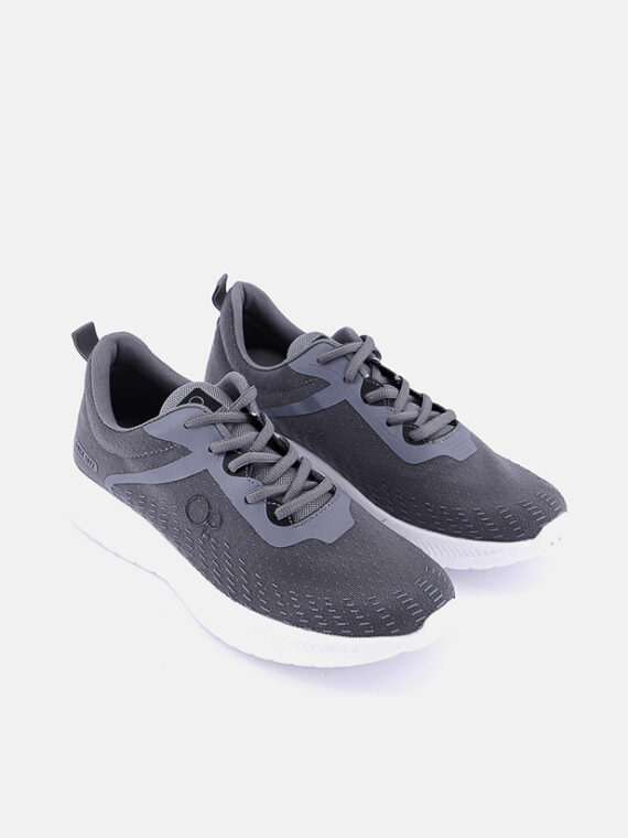 Mens Mairs Running Shoes Grey