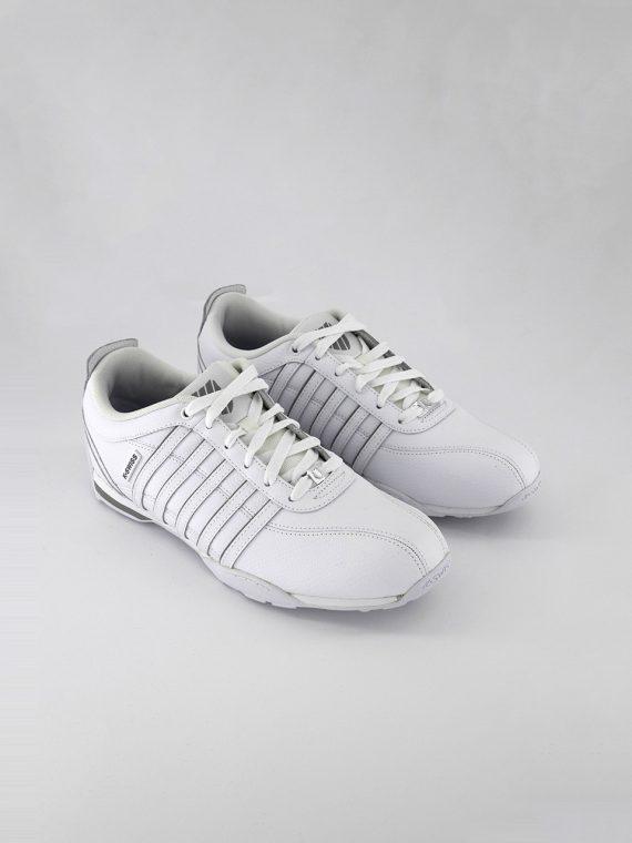 Mens Medium Arvee 1.5 Training Shoes White/Neutral Grey