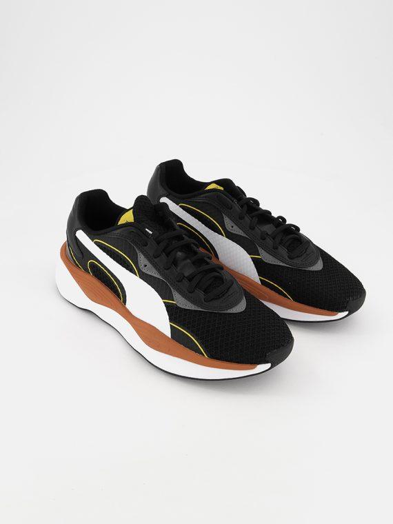 Mens RS-Pure Immixture Shoes Black/High Rise Castlerock