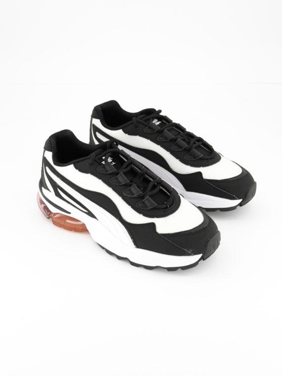 Womens Cell Stellar Shoes White/Black