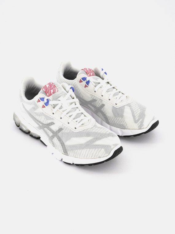 Womens Gel-Quantum 90 2 Lace Up Shoes White/Black