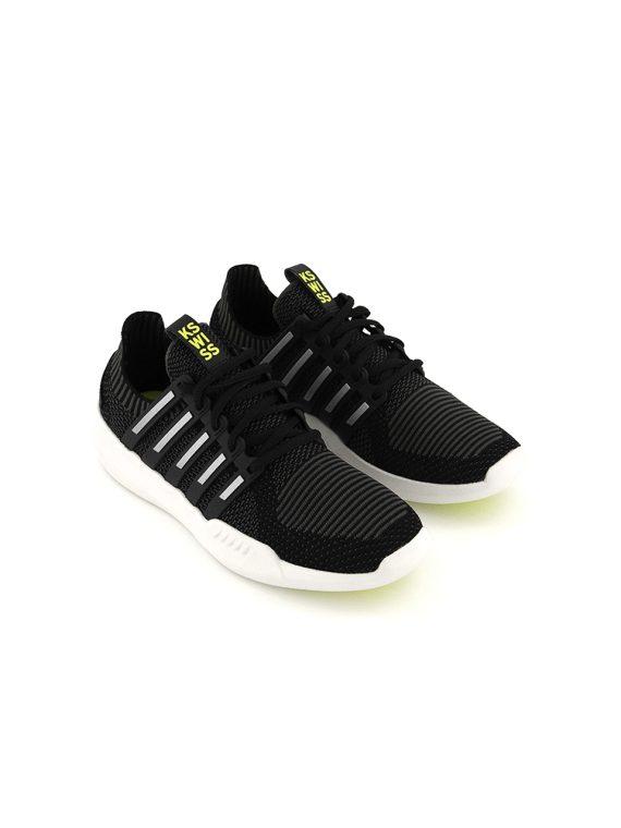 Womens Gen Manifest Sports Shoes Black/Cloud/Neony