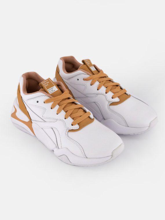 Womens Nova X Pantone 2 Shoes White/Coral