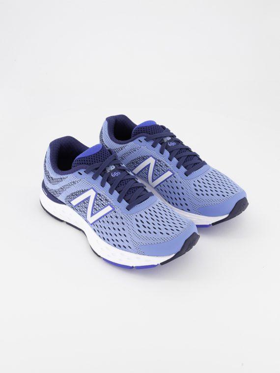 Womens Performance Running Shoes W680CB6 Blue