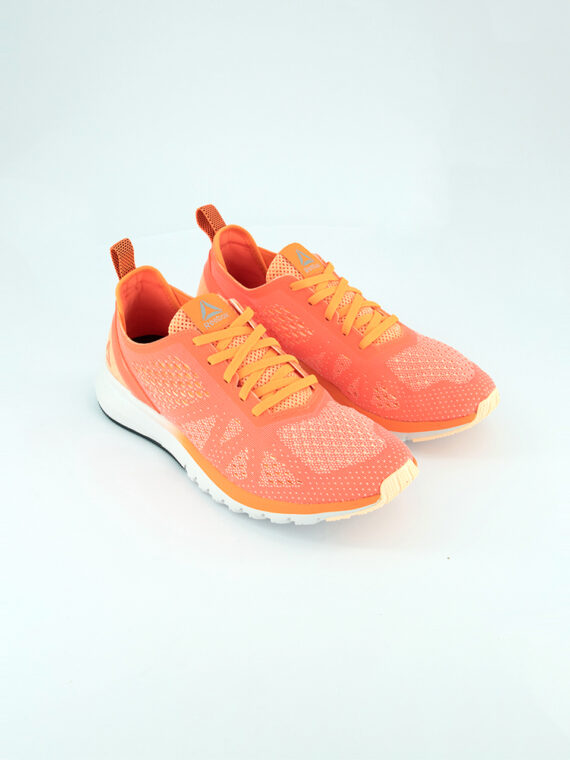 Womens Print Smooth Clip ULTK Track Shoe Guava Punch/Peach Twist