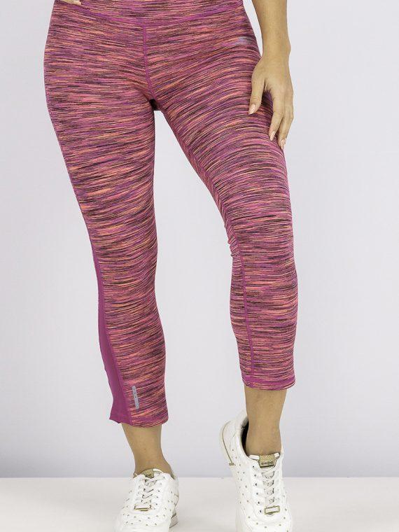 Womens Pull On Leggings Pink