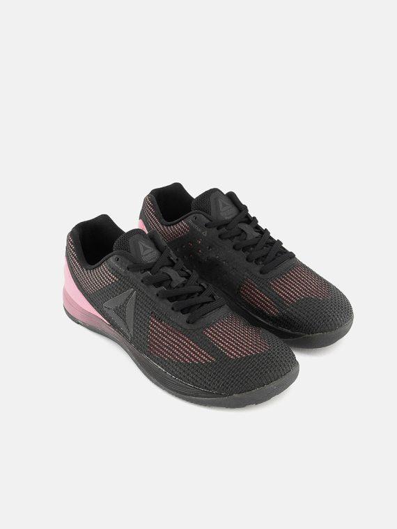 Womens R Crossfit Nano 7.0 B Shoes Pink/Black/Lead/White